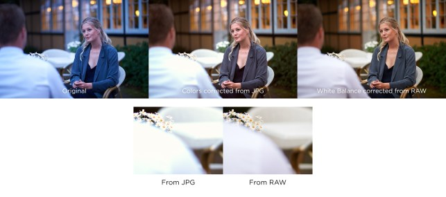 Why shoot Raw?