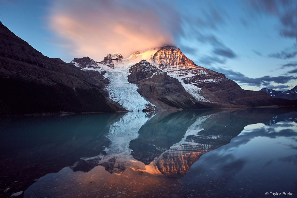 Capture One RAW photo editor 10 reasons why capture one blogpost mountain landscape by Taylor Burke