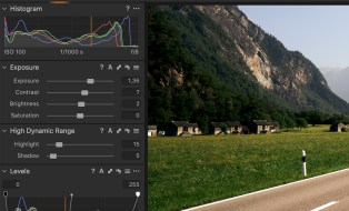 capture one raw photo editor express post by jakob boie sorensen feature image road between mountains