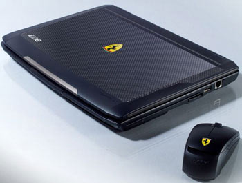 Acer Ferrari Laptop
