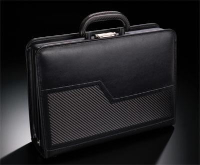 Nissan GT-R collection carbon fiber briefcase