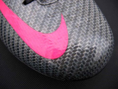 Nike Mercurial SL carbon fiber soccer shoe