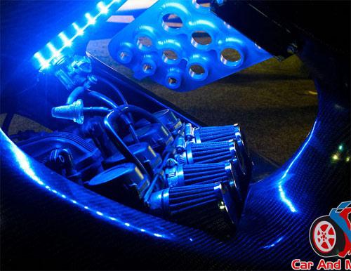 Carbon fiber GSX-R 1100