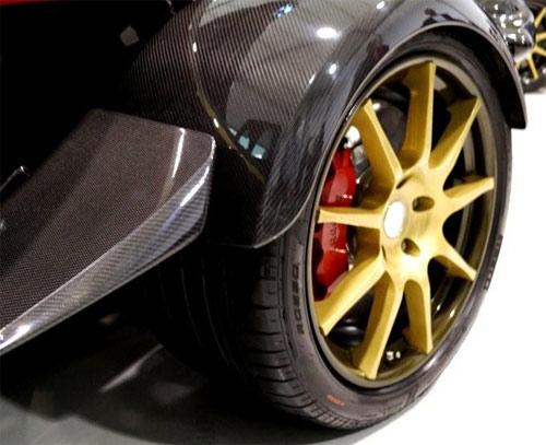 Tramontana R wheel