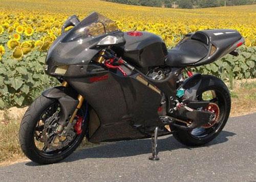 Carbon fiber Ducati 999S