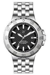 Magico carbon fiber watch