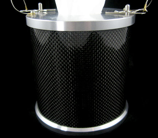 AUTOart Carbon Fiber Tissue Roll Dispenser