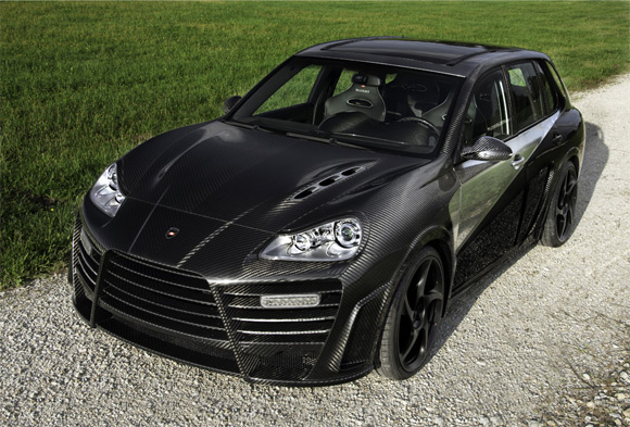 Mansory Chopster – The Most Insane Porsche Cayenne Out There