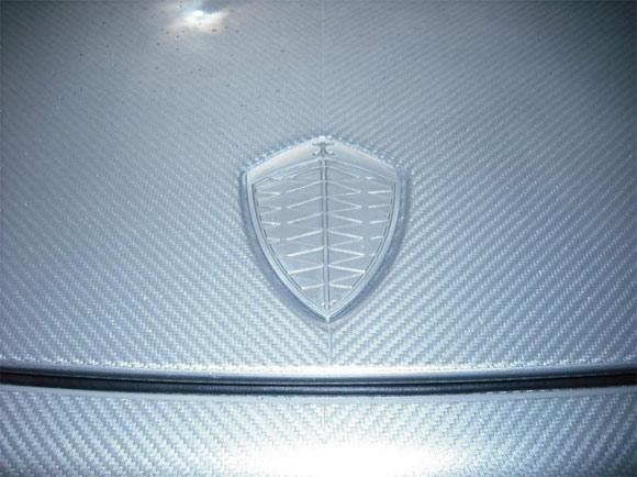 Diamond Coated Carbon Fiber Debuted On Limited Edition Koenigsegg Trevita