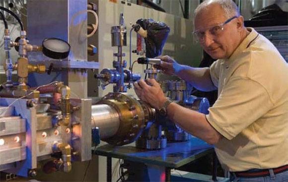 ORNL Carbon Fiber Manufacturing