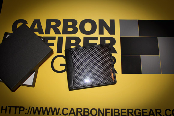 Carbon fiber wallet contest