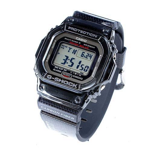 Carbon fiber Casio G-Shock GW-S5600