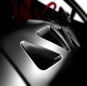 Lamborghini carbon fiber dashboard teaser