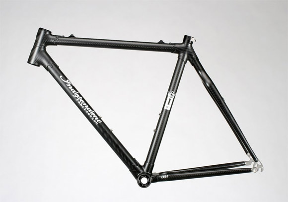 Indepedant bike frame