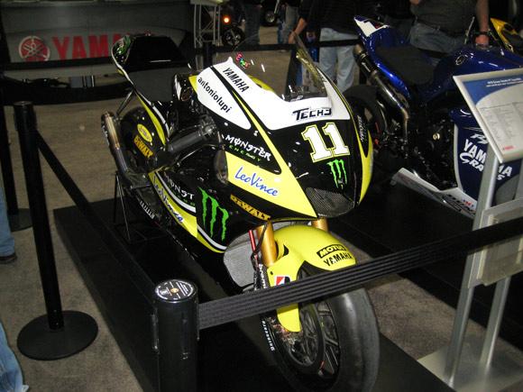 Yamaha R1 carbon fiber superbike