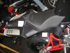 Bimota Tesi 3D carbon fiber edition