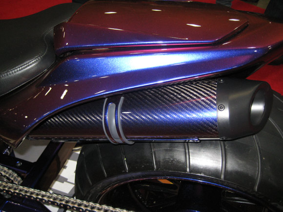Carbon fiber overlay