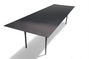 Stealth carbon fiber table