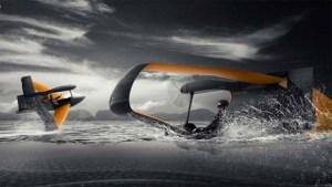 FlyNano carbon fiber personal aircraft