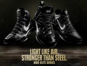 Nike Elite carbon fiber sneakers