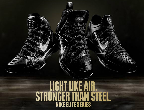 Nike Elite carbon fiber sneakers