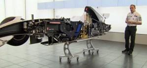 VIDEO: Cutting a Formula 1 Car In Half