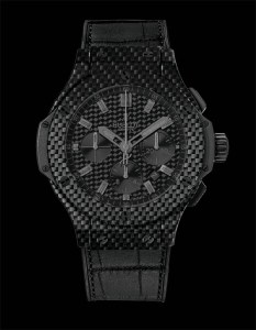 Hublot Big Bang All Black Carbon carbon fiber watch