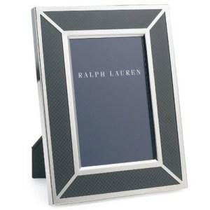 Ralph Lauren carbon fiber picture frame