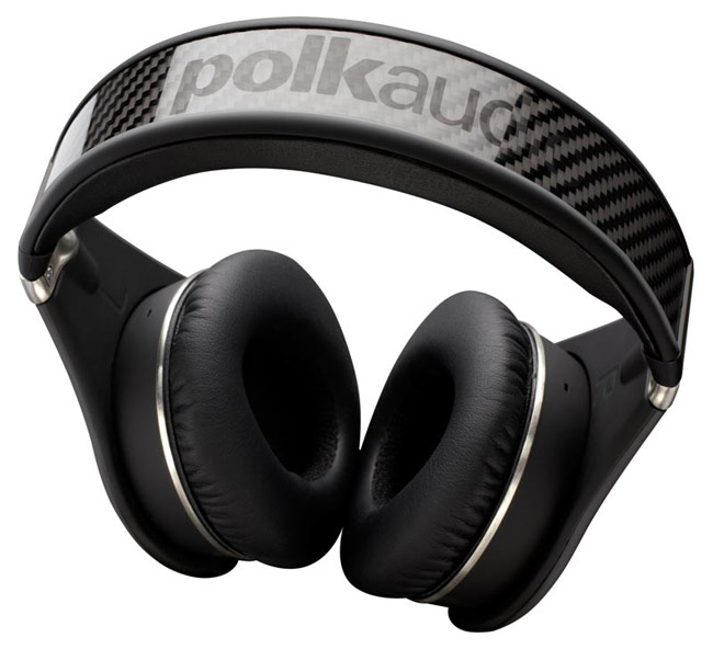 Polk Audio Ultra Focus 8000 carbon fiber headphones