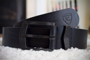 Koch Belt with 100% Carbon Fiber Buckle