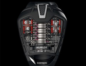 Hublot MP 05 LaFerrari watch