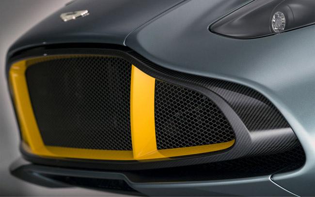 Aston Martin CC100 carbon fiber frontend