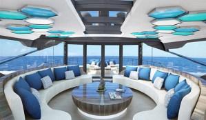 Palmer Johnson 48m Supersport yacht interior