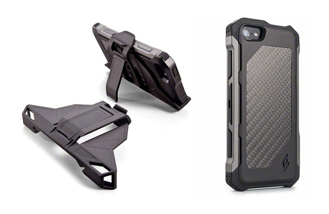 Element Case Rogue carbon fiber case for iPhone 5/5S