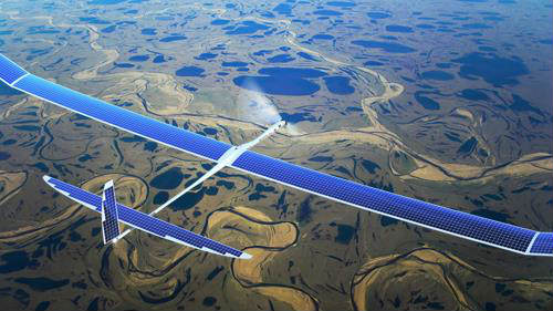 Google acquires UAV builder Titan Aerospace
