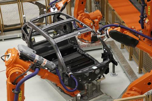 carbon fiber BMW i3