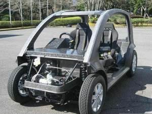 Teijin carbon fiber