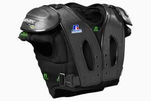 carbon fiber athletic gear
