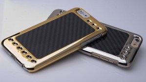 Ion Predator carbon fiber case for the iPhone 6