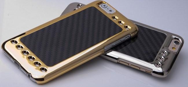 Ion Predator carbon fiber case for the iPhone 6