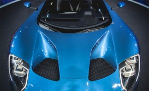 Ford GT Supercar Front
