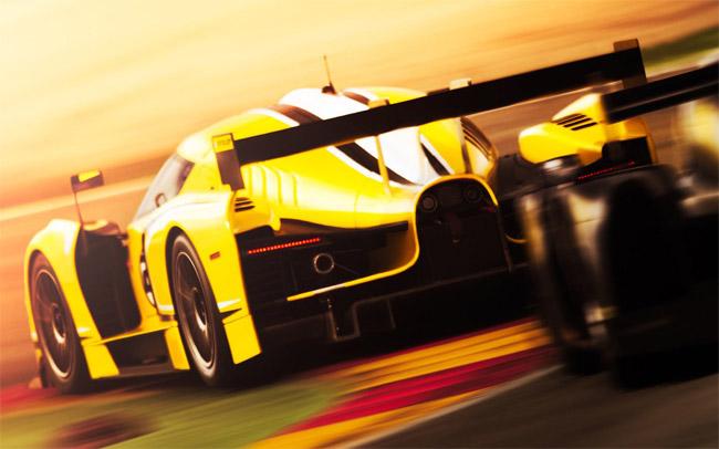 SCG003 Racing Back