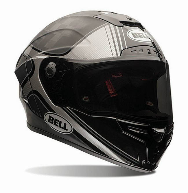 Bell Carbon Fiber Helmet