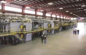 New Harper, ORNL project to focus on carbon fiber production equipment