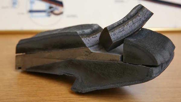 Carbon fiber nozzile