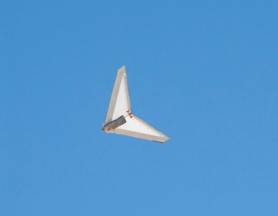NASA carbon fiber glider to gather weather data during flight