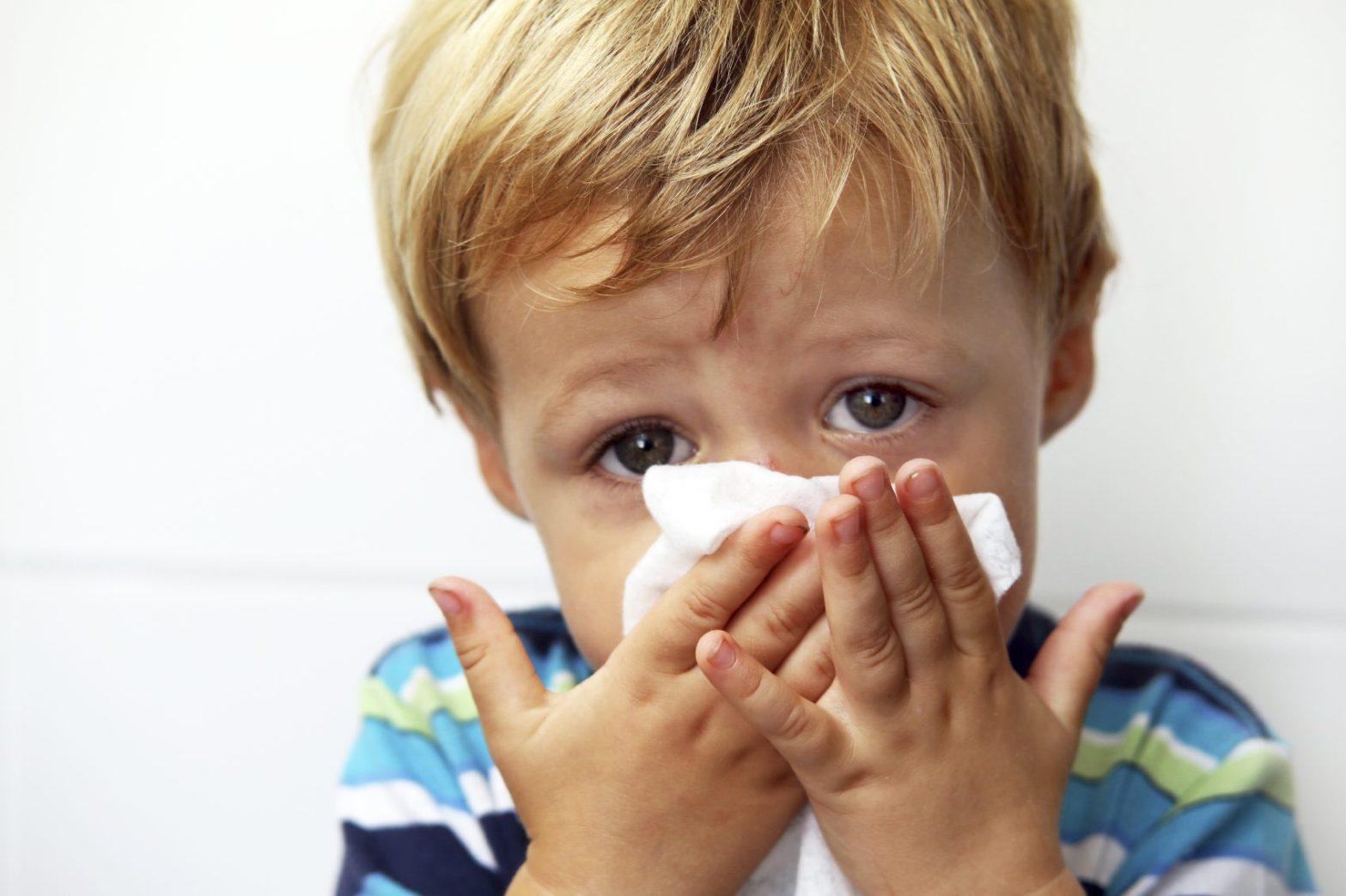allergies in child care