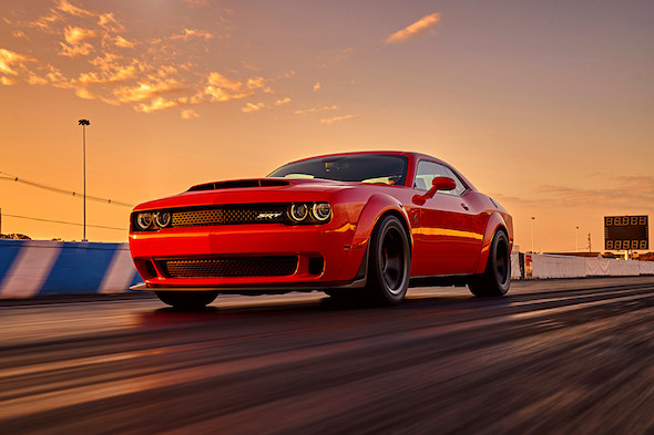Dodge Demon Danger: Can't Buy It Without A Waiver