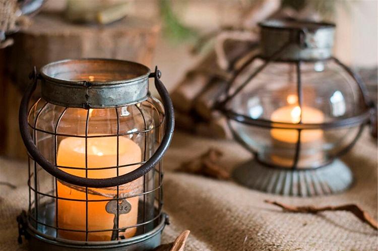 velas de decoracao