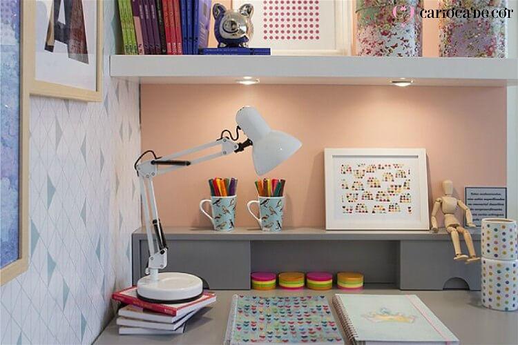luminaria de mesa para quarto infantil